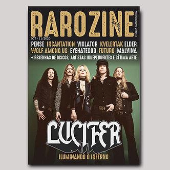 Rarozine Edição #07 Lucifer