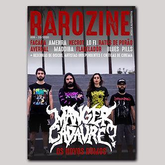 Rarozine Edição #06 Manger Cadavre