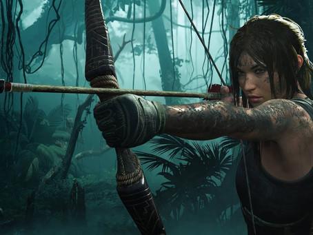 Lara Kroft - kaip užauginti personažą nuo pikselių iki emocijos?