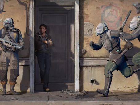 Half-Life: Alyx - epinės vaporware istorijos pabaiga