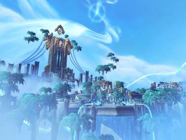 """""""World of Warcraft: Shadowlands"""" apžvalga - pomirtinis pasaulis"""