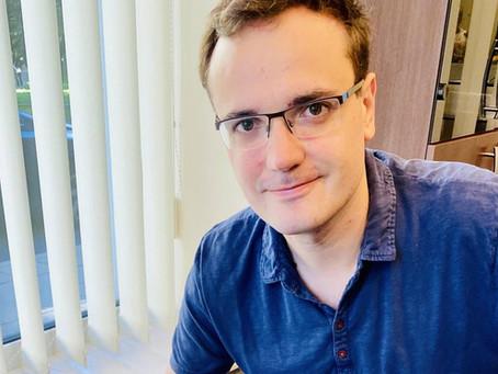 Dmitrijus Babičius: jaunystėje prikūriau žaidimų, kuriuos slapta suinstaliavau pusėje mokyklos kompų