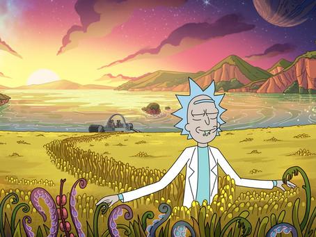 """Rick and Morty"" - Wubalubadubdub!"