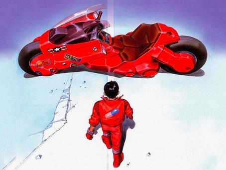"""""""Akira"""" - arba kaip išrasta nauja raudona spalva"""