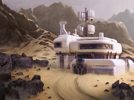 Ar taps kosmosas naujais žmonių namais?