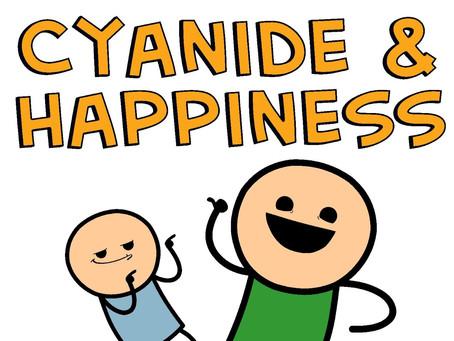 """KO PAKLAUSTI  """"CYANIDE & HAPPINESS"""" KŪRĖJO?..."""