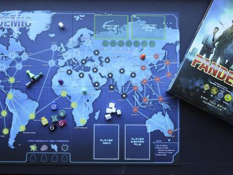 """""""Pandemic"""" - išgelbėkite pasaulį nuo siaučiančios pandemijos"""