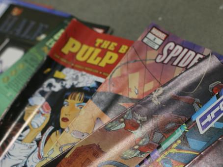 Komiksų kolekcionieriai, investuotojai ir spekuliantai