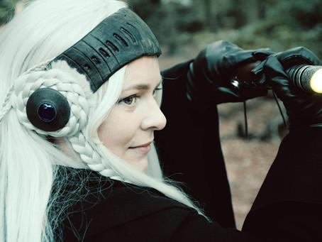 Ona Šmitaitė - šviesos kardų kūrėja ir Žvaigždžių Karų ekspertė
