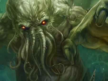 Kosminio siaubo pradžia – H.P. Lovecraft ir jo kūryba lietuviškai