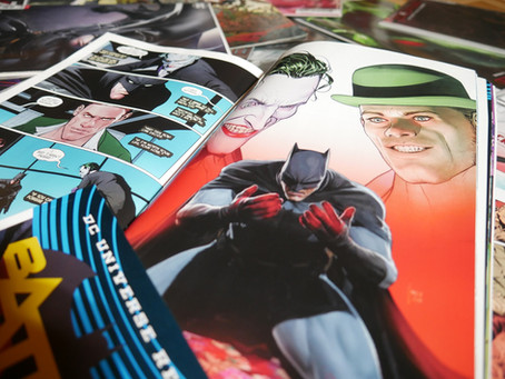 """Batman: Rebirth"": kelionė su Tom King"