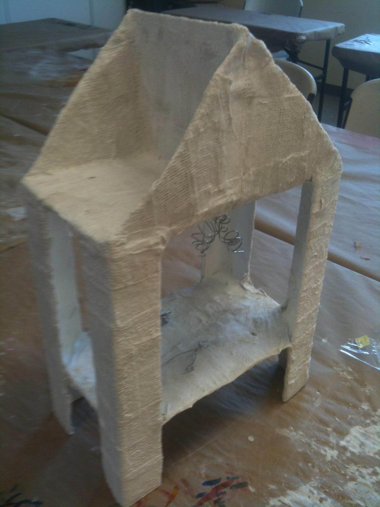 Architectural 3-D Consruction