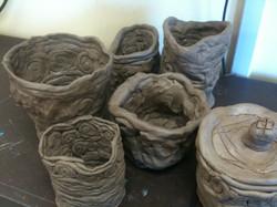 Buildn' Art - Clay