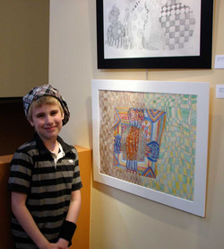 art kids get great results!!