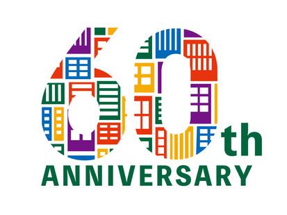 おかげさまで創立60周年