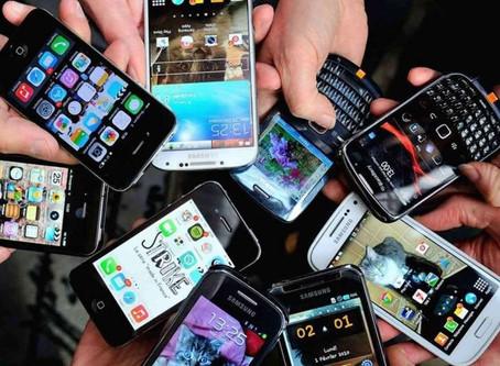 """Adiado início do bloqueio de celulares """"piratas"""""""