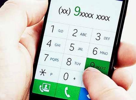 Sul finaliza a inclusão do nono dígito na telefonia celular