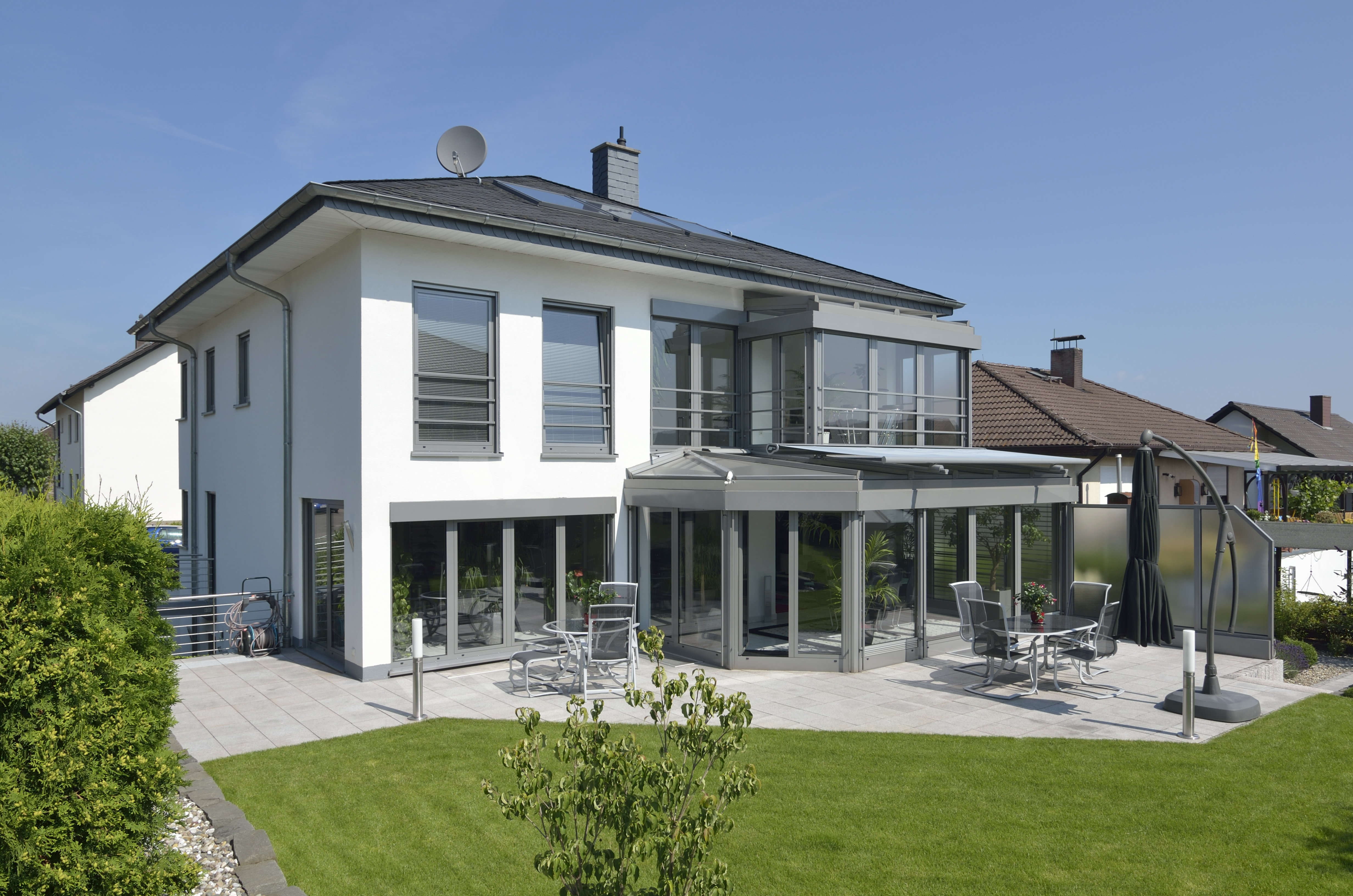 Wintergarten - Fenster 1