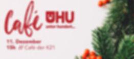 Cafe Uhu 11.12.2019, 15-17h