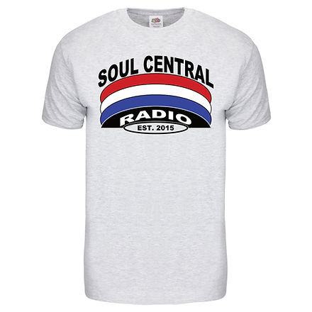 GREY SOUL CENTRAL TEE