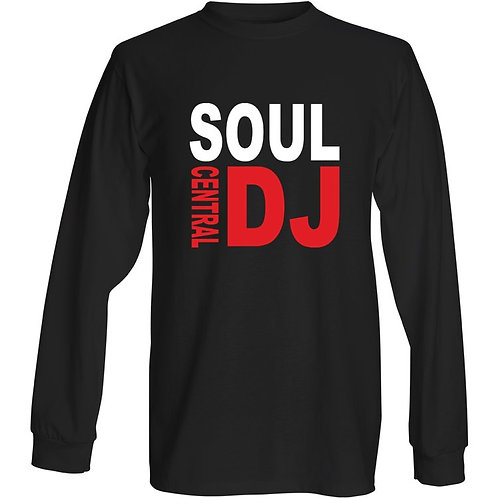 Soul Central Dj long sleeve