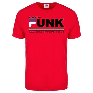 RED FUNK TEE