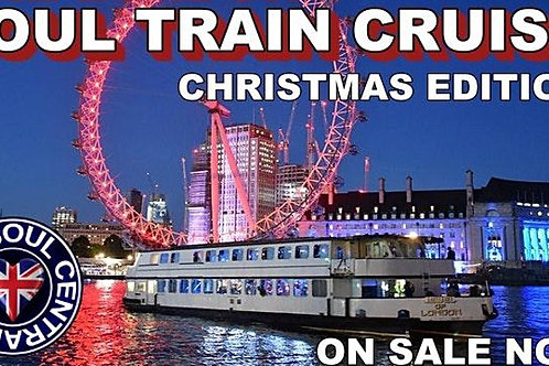 London Soul Train Cruise (Christmas Special)
