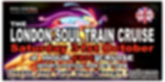 SOUL TRAIN CRUISE AUTUMN SPECIAL CTOBER