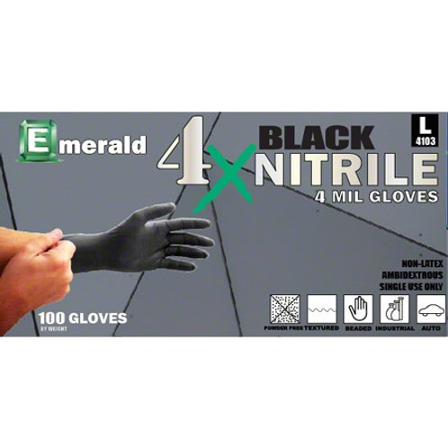 50 pair (100 count box) Nitrile Gloves