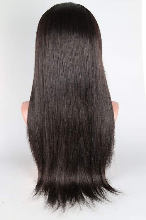 Cru Lux Straight Full Lace Wig