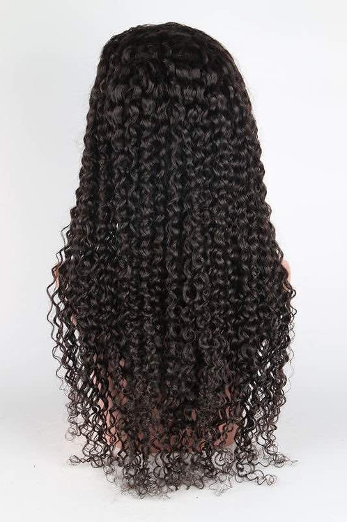 Cru Lux Deep Wave Full Lace Wig