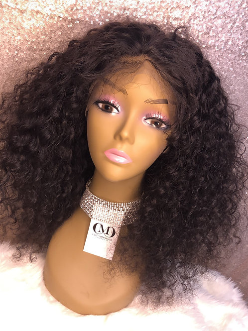 """""""Exotic"""" Full Lace Wig"""