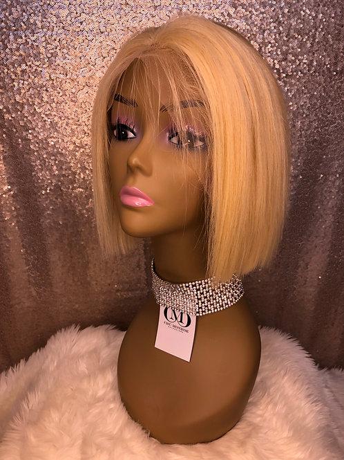 """Blunt"" Lace Wig"