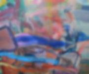 Tianjin. Acryl auf Leinwand. 150x180cm.