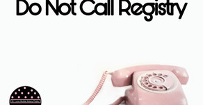 "Getting Smart With ""Do Not Call"" Registry"