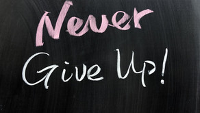 Win, Loose or Draw! Never Give up!