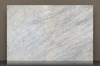 cristalita blue polished quartzite slab