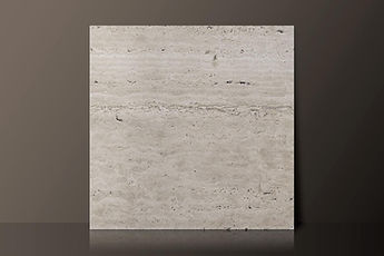EXTRA LIGHT POLISHED TRAVERTINE VEIN-CUT TILE
