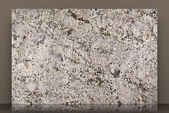 Oyster Green Polished Granite Slab