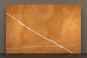 orange onix backlit polished onyx slab