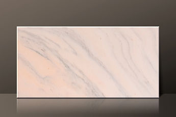 Ruschita Delicata Marble Beveled Edges L61 Tile