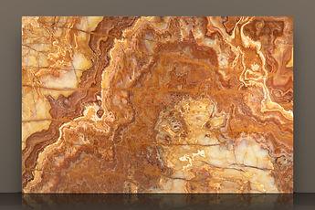 Terra Polished Onyx Slab