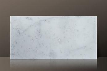 bianco carrara cd polished marble h30 tile