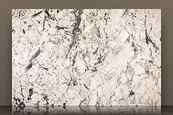 Bianco Artico Polished Granite Slab