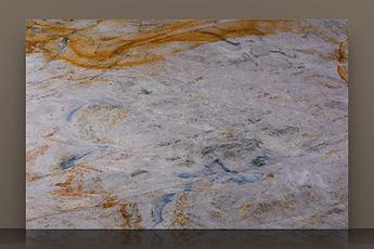 oyapock bookmatched polished quartzite slab