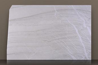 monaco bookmatched polished quartzite slab