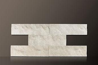 Ruschita Champagne Split-Face Marble L3 Tile