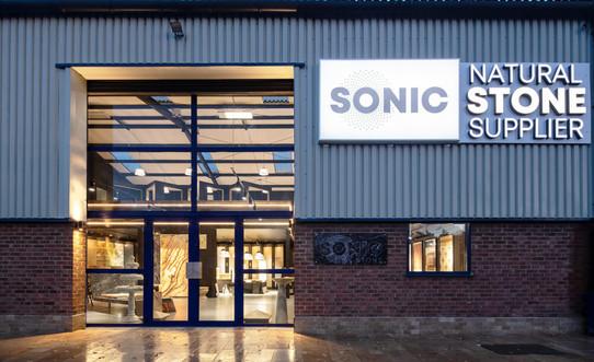 Sonic Stone Showroom