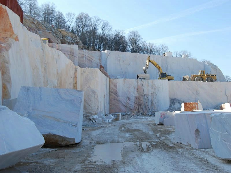 Ruschita Marble Quarry