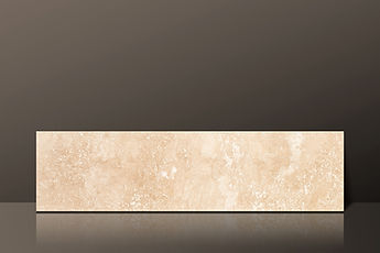 CLASSIC FILLED&HONED TRAVERTINE BEVELED WINDOW SILL